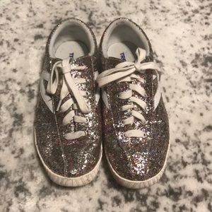 Tretorn Sparkle Shoes Size 10 Sneakers